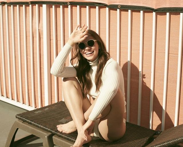 Sophia Tatum By Chloe Mallett For MAKE Magazine Spring 2017