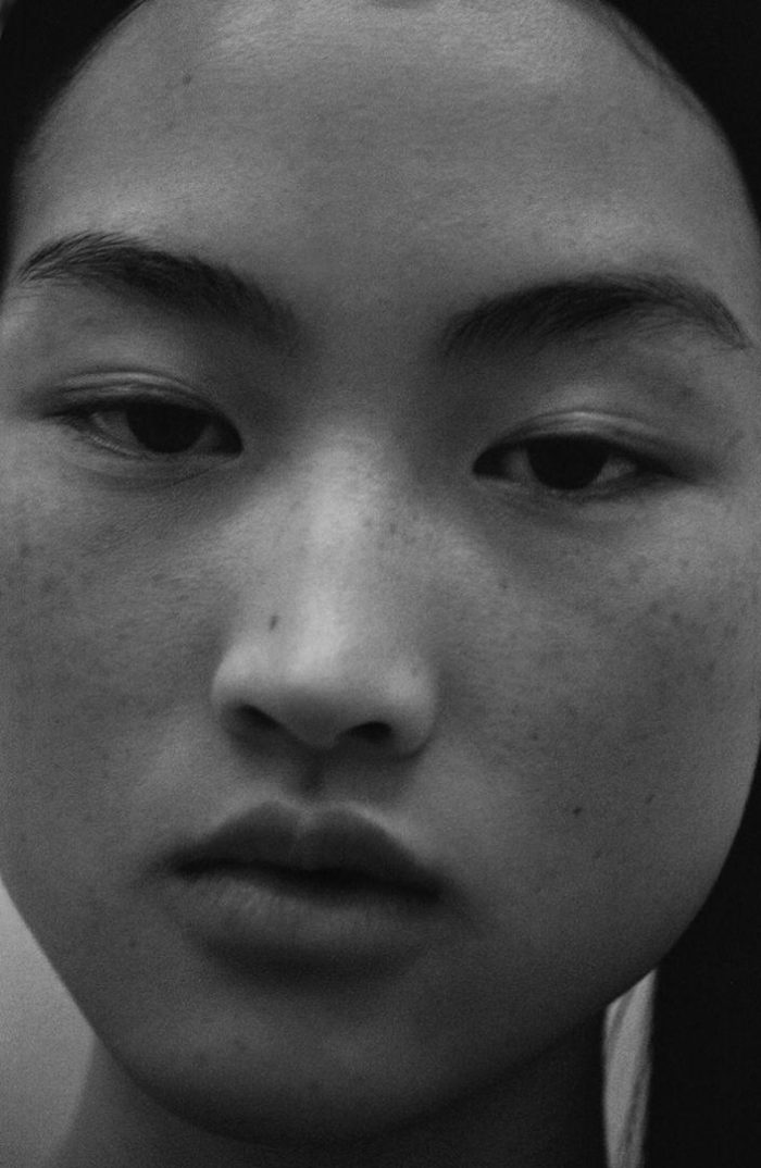 Jing Wen by Marie Zucker For Document Journal Digital April 2017