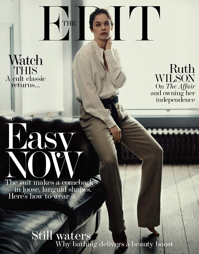 Ruth Wilson Covers The Edit Magazine May 2017