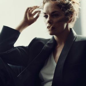 Ruth Wilson by Boo George For The Edit Magazine May 2017