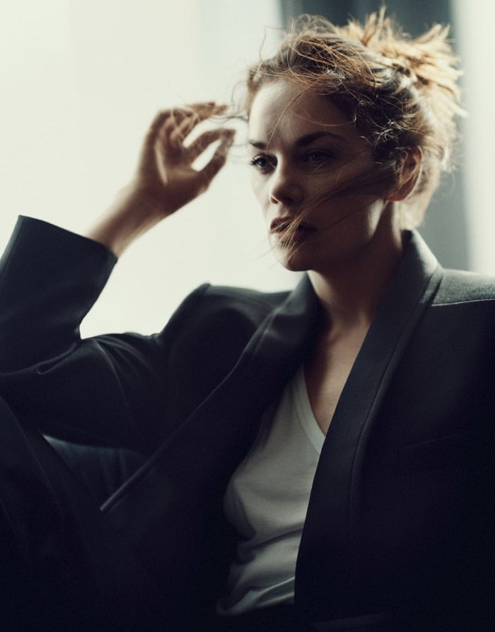 Ruth Wilson by Boo Geroge For The Edit Magazine May 2017
