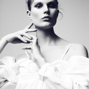 Adela Stenberg By Mikael Schulz For Costume Magazine April 2017 Rene Linjer