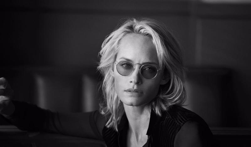 Amber Valletta Peter Lindbergh Oliver Peoples Spring-Summer 2017
