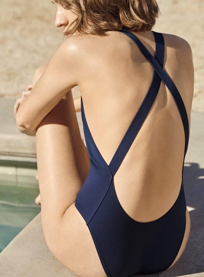 COS Sculpted Swimwear 2017 Lookbook