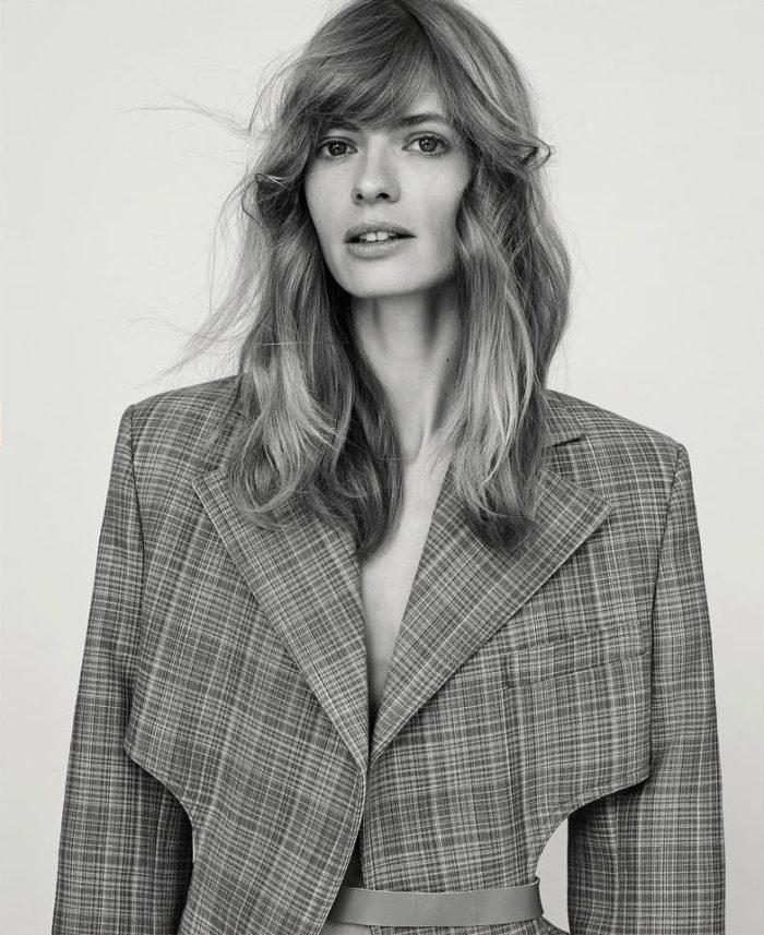 Julia Stegner Alexandra Nataf Unconditional Magazine Spring-Summer 2017