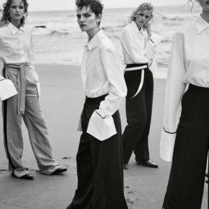 Karoline Egelund, Johanna Robin, Sarah Polano, Hirshy Grace, Marie Claire Magazine