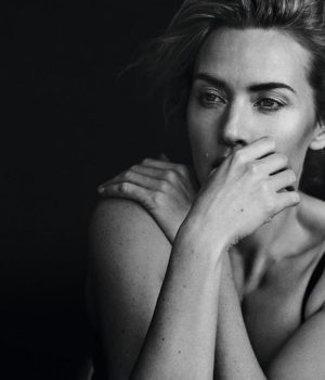 Kate Winslet by Peter Lindbergh for L'Express Styles