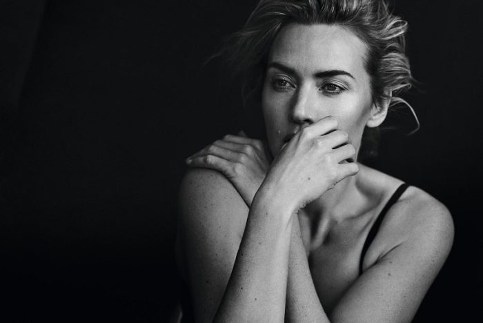 Kate Winslet by Peter Lindbergh for L'Express Styles May 2017