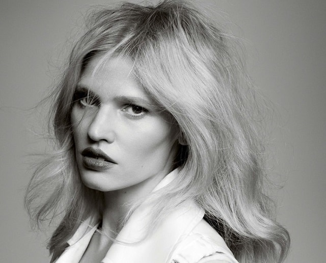 Lara Stone By John Scarisbrick For Intermission Magazine Spring-Summer 2017