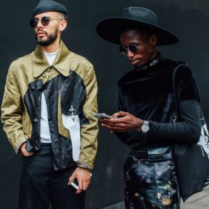London Men's Fashion Week Spring 2018 Street Style
