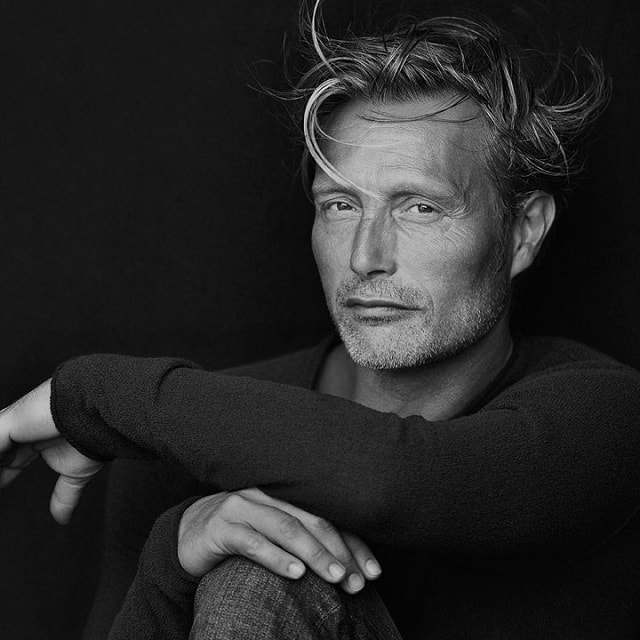 Mads Mikkelsen By Peter Lindbergh For Marc O'Polo Spring-Summer 2017 Ad Campaign