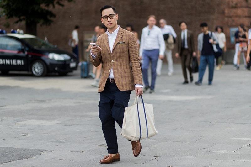 Pitti Uomo Florence Spring 2018 Street Style Minimal Visual