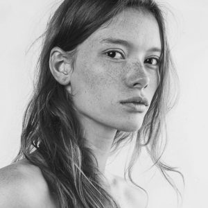 Julia Hafstrom By Chadwick Tyler