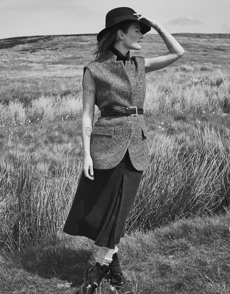 Lena Headey By Stefano Galuzzi For The Edit Magazine July 2017