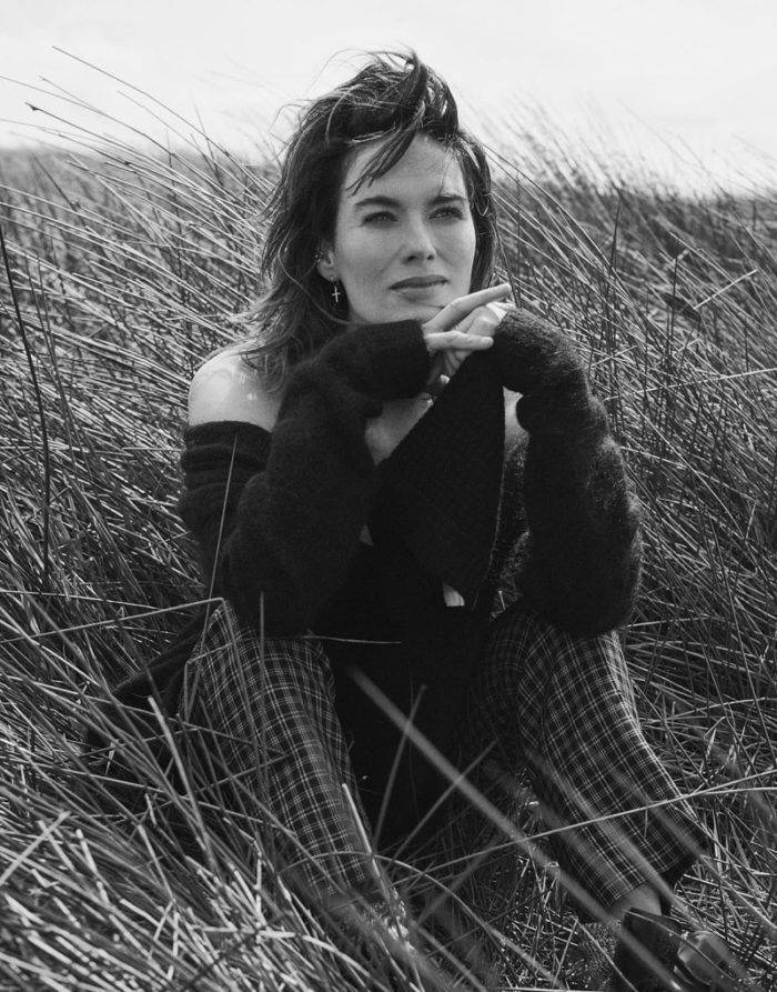 Lena Headey By Stefano Galuzzi For The Edit Magazine July 2017