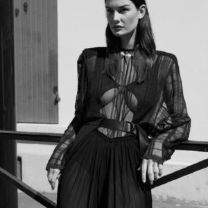 Ophelie Guillermand Costume Magazine Denmark July 2017