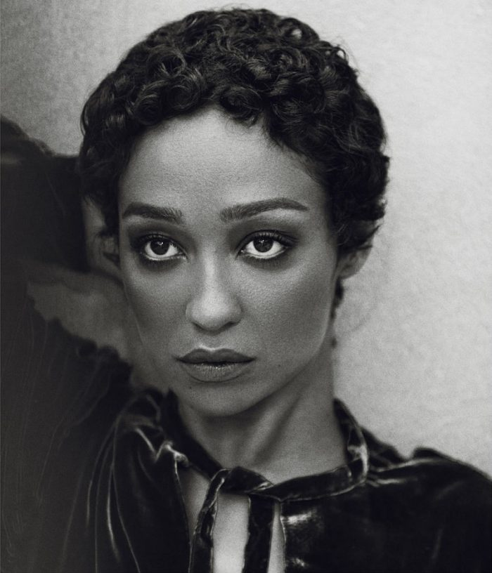 Ruth Negga by Norman Jean Roy for The Edit Magazine July 2017
