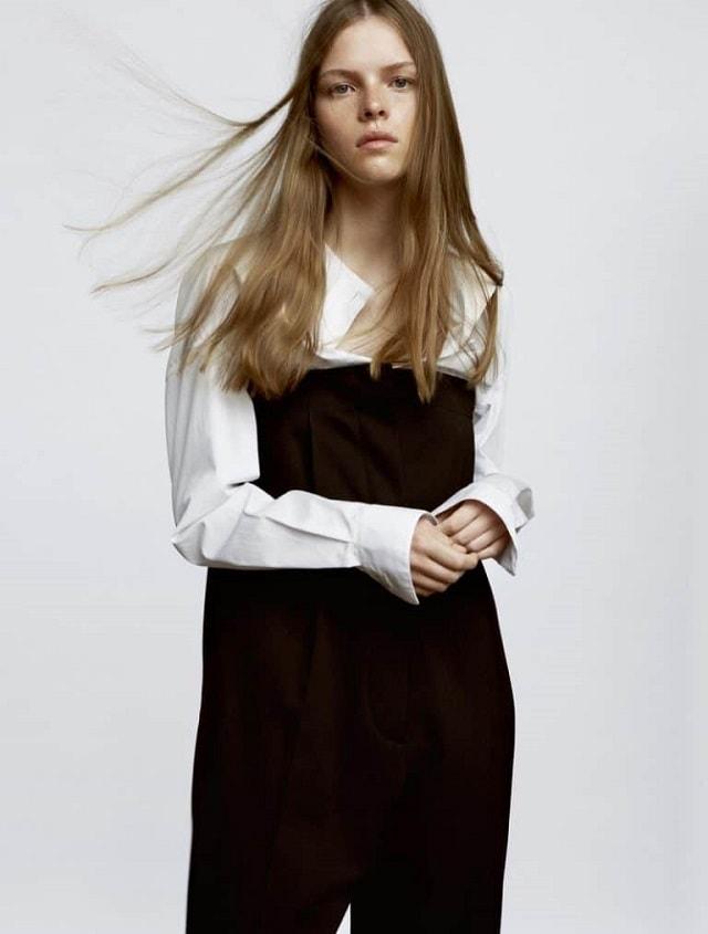Eline Bocxtaele by Johan Sandberg for Elle Sweden September 2017