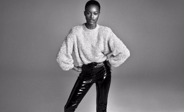 Andreas Sjodin for H&M Season Fall-Winter 2017 Ad Campaign