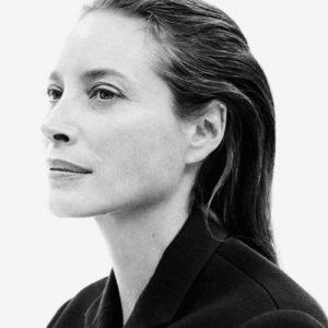 Christy Turlington by Daniel Jackson for Vogue Germany October 2017
