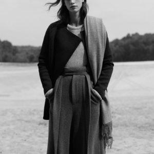 Crista Cober by Laurence Ellis for L'Officiel Paris October 2014