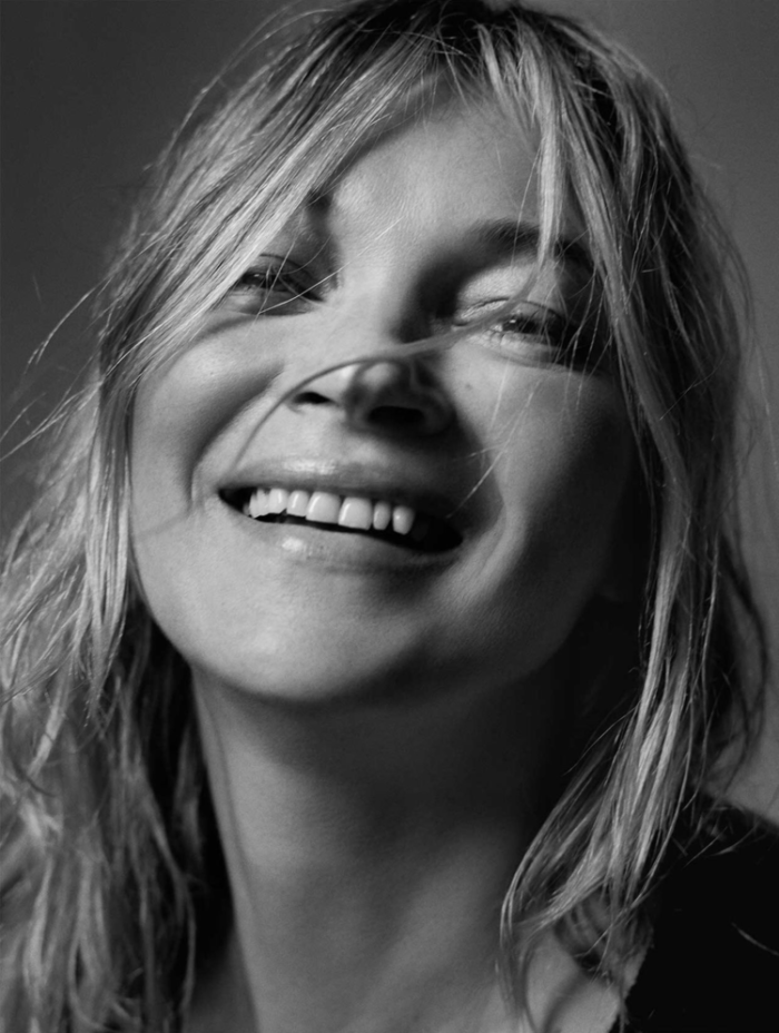 Kate Moss by Mario Testino For Vogue UK September 2017