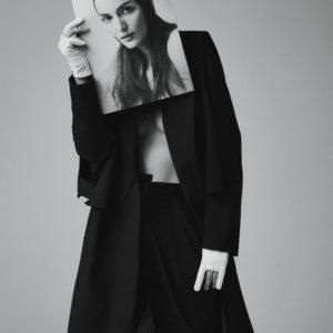 Zuzanna Bijoch by Dean Isidro for Fashion Magazine October 2017