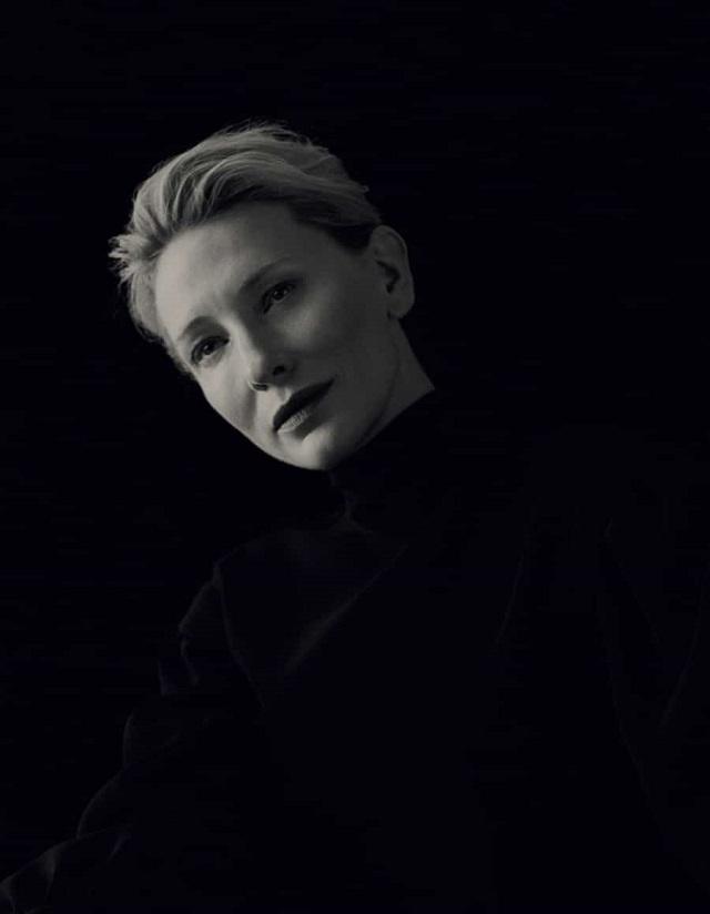 Cate Blanchett by Julia Hetta for So It Goes Magazine Fall-Winter 2017