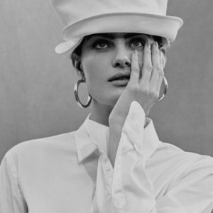 Isabeli Fontana By Rafael Pavarotti For Vogue Brazil October 2017
