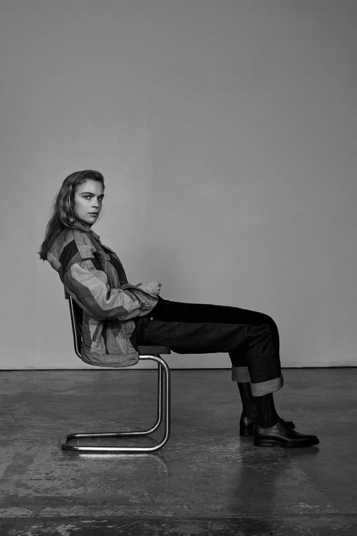 Kim Noorda by Collier Schorr and Katie Shillingford for Another Magazine Fall-Winter 2017