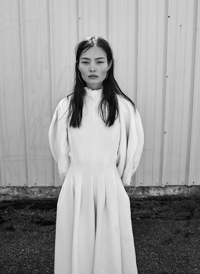 Ling Liu by Zoltan Tombor for Supernation Magazine New York Fall 2017