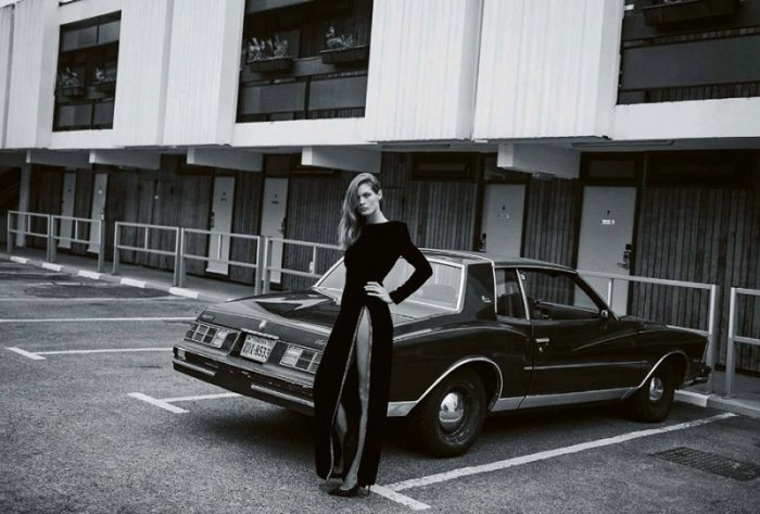 Malgosia Bela For Sunday Times Style Magazine Minimal