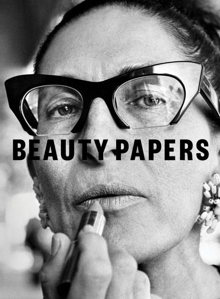 Photographer Elliott Erwitt for Beauty Papers Fall-Winter 2017 Cover