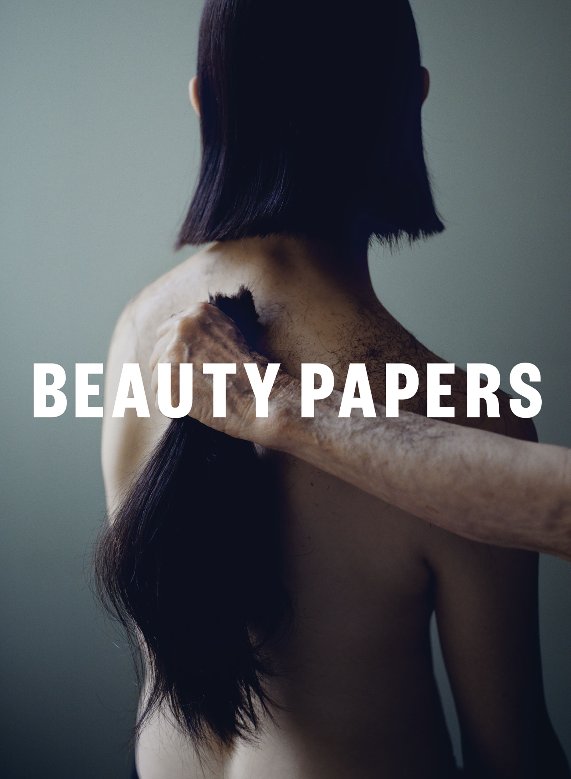 Photographer Julia Hetta for Beauty Papers Fall-Winter 2017 Cover