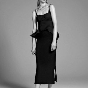 Sasha Pivovarova by Paola Kudacki for Vogue Mexico Latin America November 2017