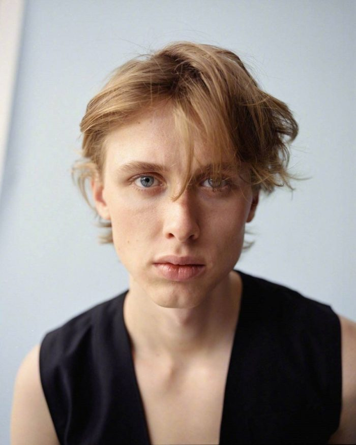 Henrik Holm by Frida Marklund for Interview Magazine Fall 2017