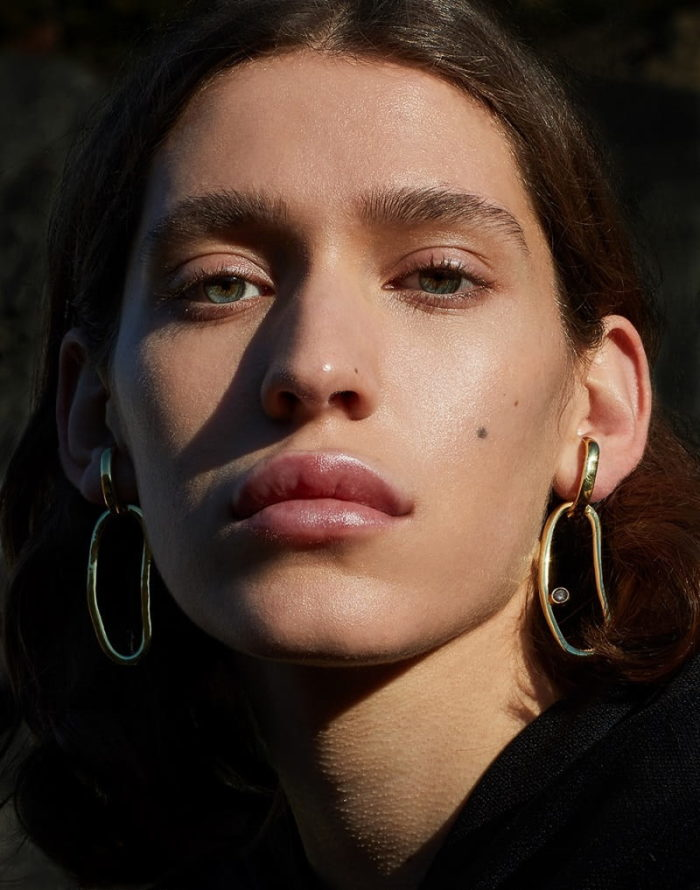 Zarina Nares by Manolo Campion for Monrowe Magazine Fall 2017