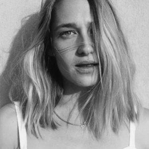 Girls Actress Jemima Kirke by Katie McCurdy