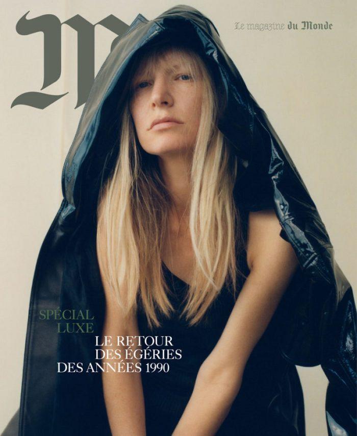 Kirsten Owen Covers Le Monde M Magazine December 2017 Photographer Zoe Ghertner