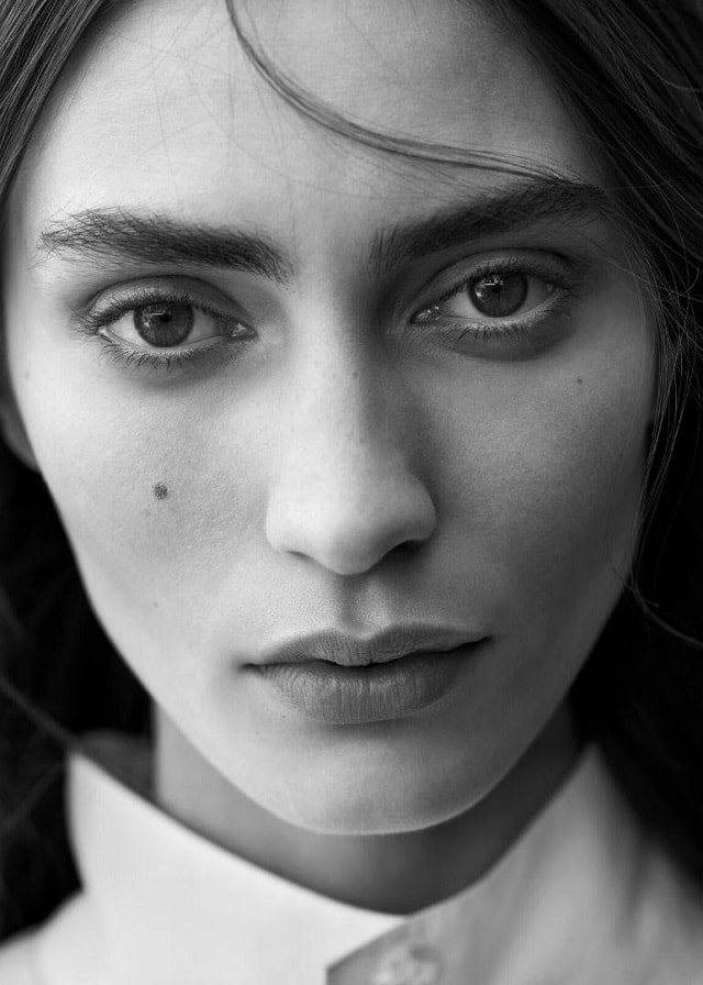 Marine Deleeuw by Zoltan Tombor for Suited Magazine Fall-Winter 2016 - By No Accident