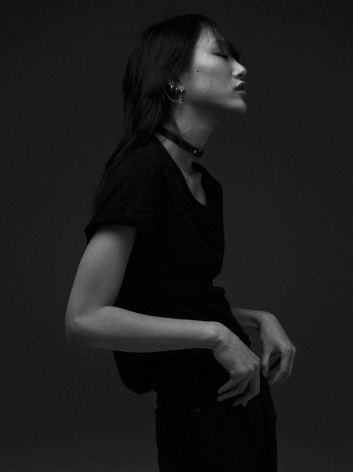 Sora Choi by Yvan Fabing for Models.com