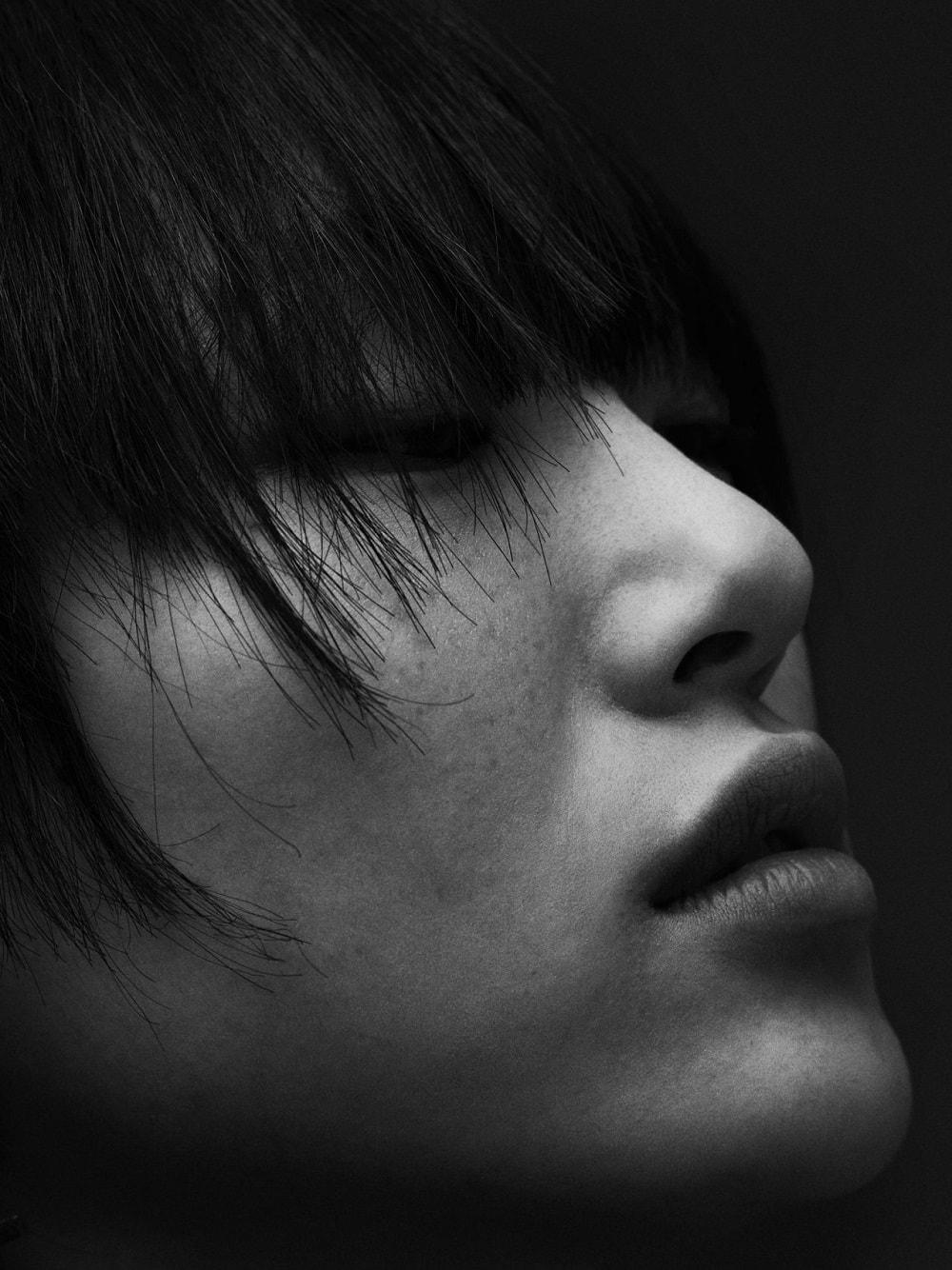 Sora Choi by Yvan Fabing x Michelle Cameron