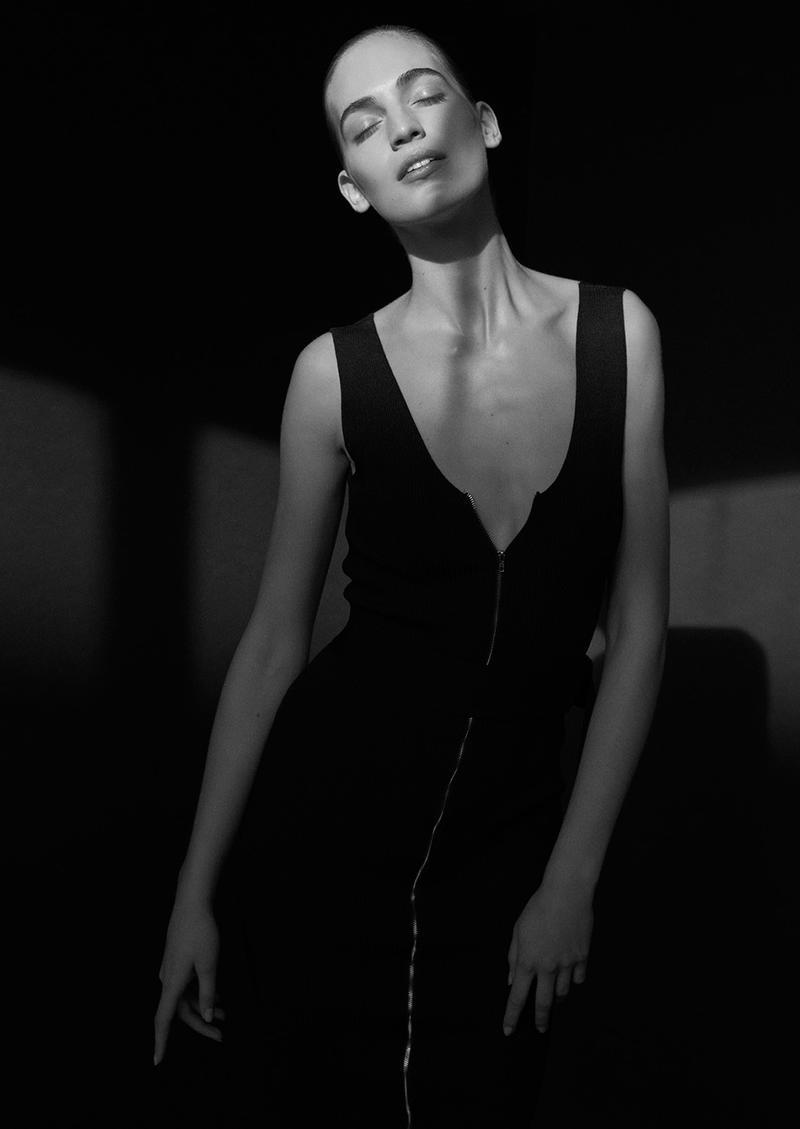 Vanessa Axente By Zoltan Tombor x Dianna Lunt For Supernation Magazine Summer 2015