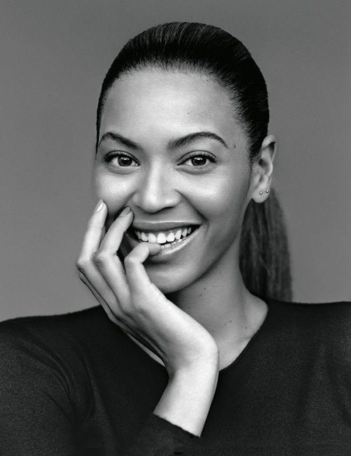 Beyonce Knowles-Carter by Alasdair McLellan for The Gentlewoman Magazine Spring-Summer 2013