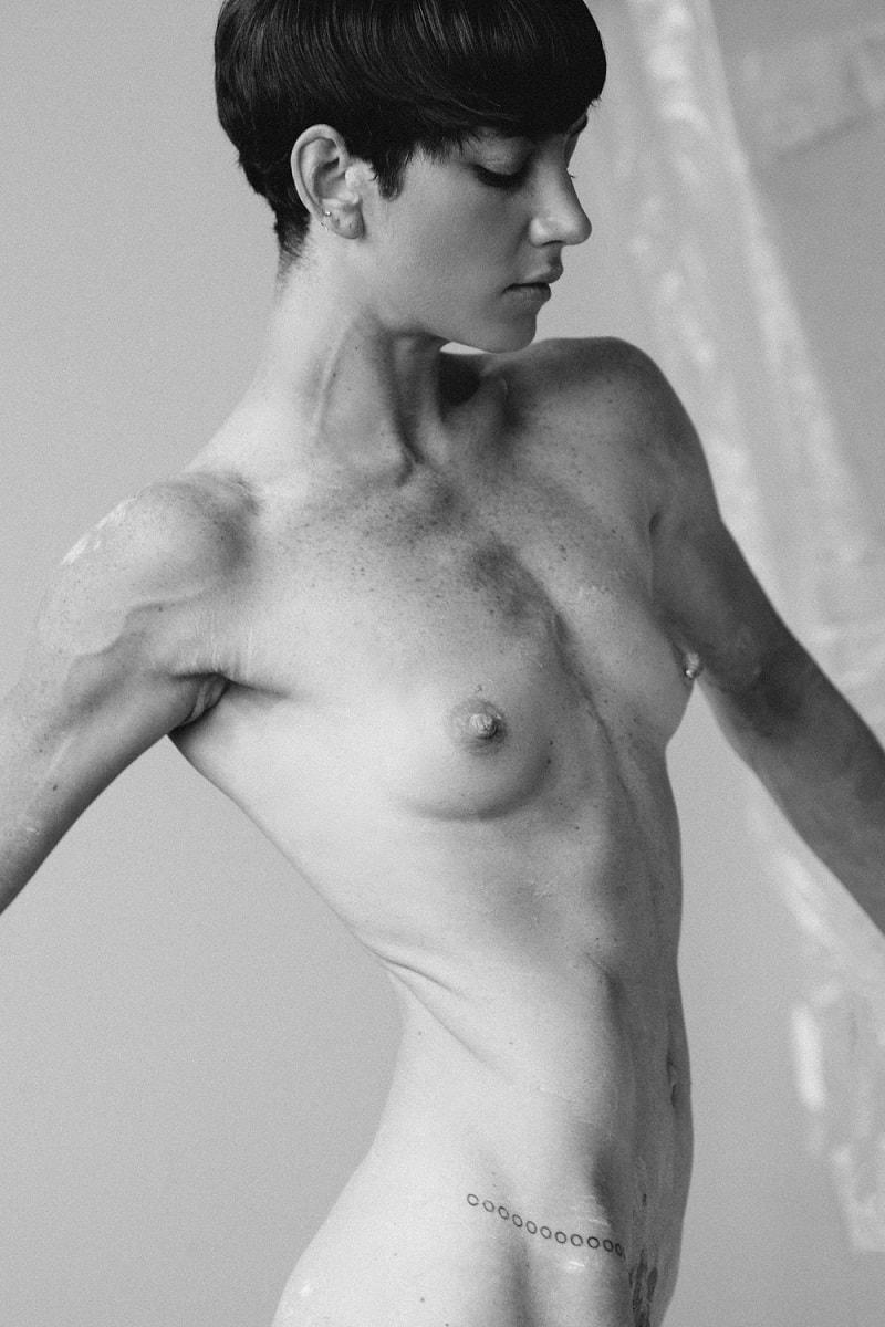 Clay Body - Photographer Shanita Sims - Ceramist Romy Northover