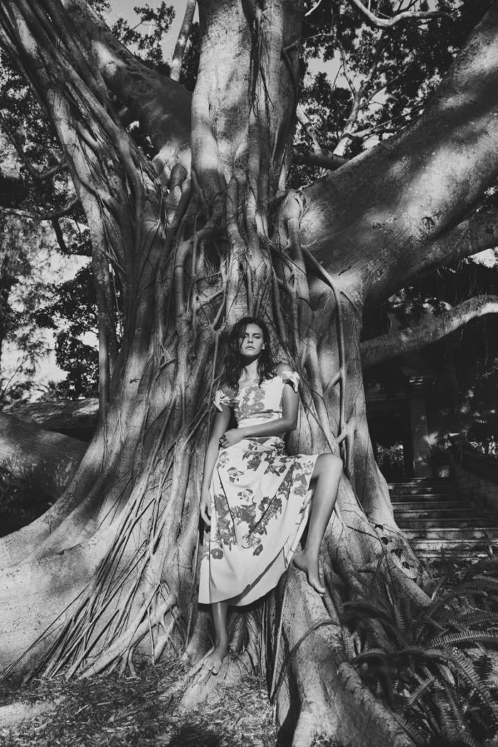 Daniela Freitas by Williams + Hirakawa for The Ritz-Carlton Magazine Winter 2017