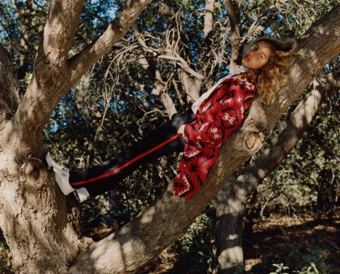 Olan Prenatt by Harley Weir for Hugo Boss Fall-Winter 2017 Ad Campaign