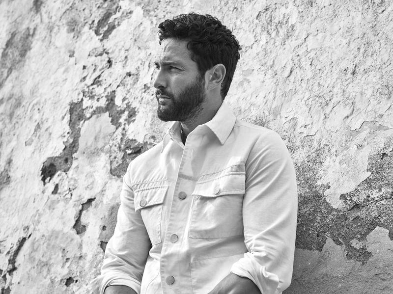Noah Mills by Mario Sorrenti for Mango Spring-Summer 2018 Ad Campaign