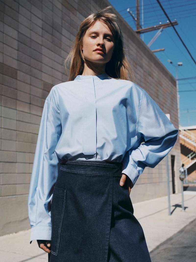 Zoe Ghertner x Jodie Barnes for H&M Arket Fall-Winter 2017-2018 Ad Campaign