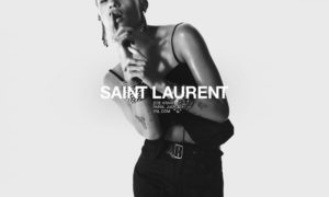 YSL12 by Anthony Vaccarello Spring 2018 Ad Campaign